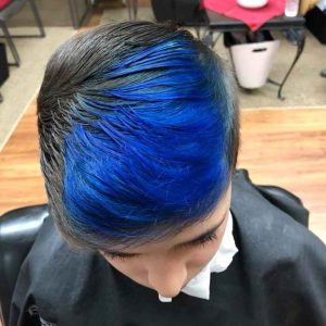 Roc's Unisex Salon - Men's Cut and Color