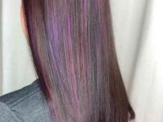 Roc's Unisex Salon - Color Highlights Dark
