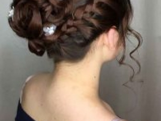 Roc's Unisex Salon - Formal Prom Style