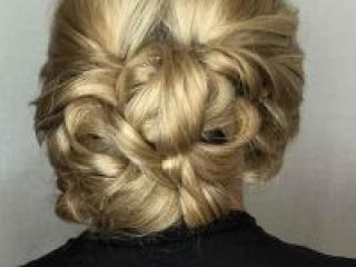 Roc's Unisex Salon - Formal Hairstyle