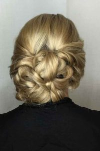 Roc's Unisex Salon - Formal Hairstyle