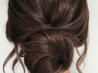 Roc's Unisex Salon - Formal Updo Hairstyle