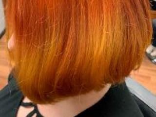 Roc's Unisex Salon - Warm Color