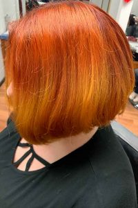 Roc's Unisex Salon - Warm Color