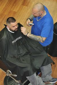 Roc's Unisex Salon - Brian Beard Trim