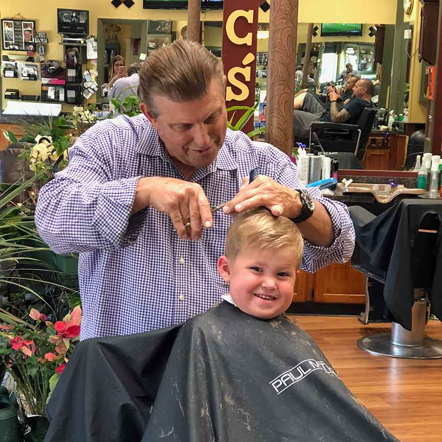 Roc's Unisex Salon - Kids Cuts