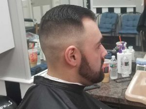 Roc's Unisex Salon - Men's Cut - Fade
