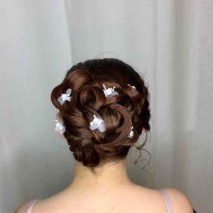 Roc's Unisex Salon - Prom Updo