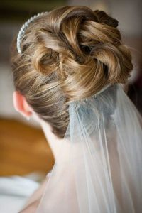 Roc's Unisex Salon - Wedding Hairstyle